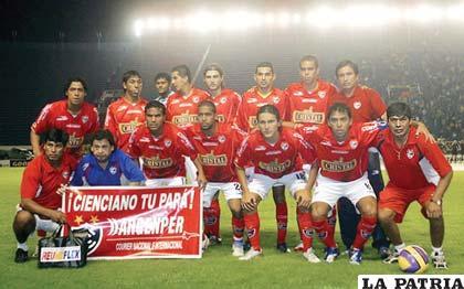 Cienciano jugará con San José, dos cotejos amistosos