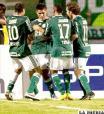 Palmeiras de Scolari es líder en Brasil