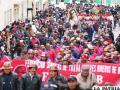 Fstmb cumple 67 años como referente  y guía de luchas por la liberación social
