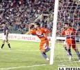 Tobías Albarracín hizo goles con la casaca de Universitario