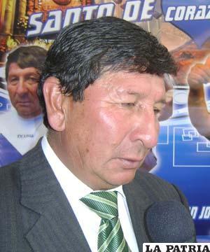 Freddy Fernández - Santo de Corazón en la casilla 2
