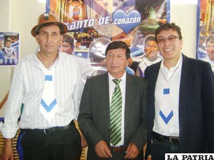 Marcos Ferrufino fue ratificado en San José