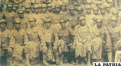 Escritos de la Guerra del Chaco serán expuestos en Feria del Desempolvado