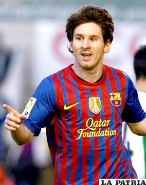 Lionel Messi (foto: blogspot.com)