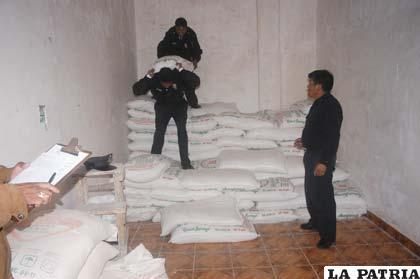 Está garantizada la provisión de azúcar para el mercado local