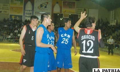 Aún se deja esperar el inicio del torneo oficial de basquetbol