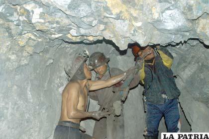 La minería debidamente planificada y adecuadamente sustentada, garantiza réditos para la comunidad en su conjunto