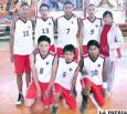 Jesús María clasificó en primer  lugar en basquetbol varones