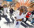 Defensores del Tipnis recibieron apoyo espontáneo de paceños