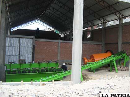 Planta de Azufre en Capurata aún no funciona