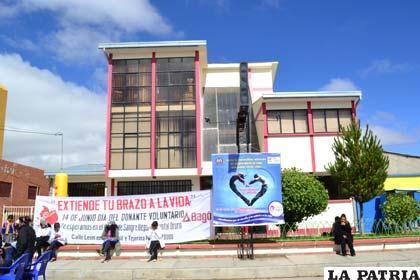 Banco de Sangre de Oruro