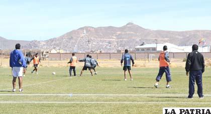 El martes comenzará el trabajo de observación a jugadores que quieren jugar en San José