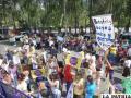 Mujeres apoyan caso de Beatriz en El Salvador
