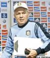 Sabella cita a tres locales para  los partidos con Colombia y Ecuador