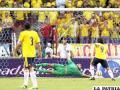 Colombia acorta camino a Brasil  y Perú vuelve a distanciarse