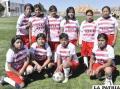El equipo de Bolivia Vinto empató con Poopó