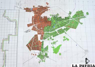 Mapa electoral muestra la nueva distribución de circunscripciones en la ciudad