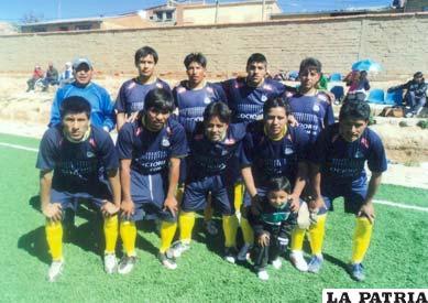 El equipo de San Joaquín marcha con pie derecho en el torneo