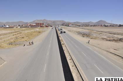 No se comenzó el movimiento de tierras en el sector del viaducto