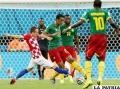 Camerún tiene la esperanza de complicarle a Brasil a pesar de que ya está eliminado