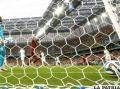 Rusia abrió el marcador mediante Kokorin