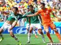 Sneijder y Robben prolongan, de  forma cruel, la maldición de México