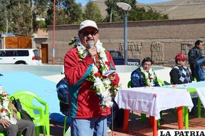Alcalde Bazán confía en mejorar la ejecución presupuestaria