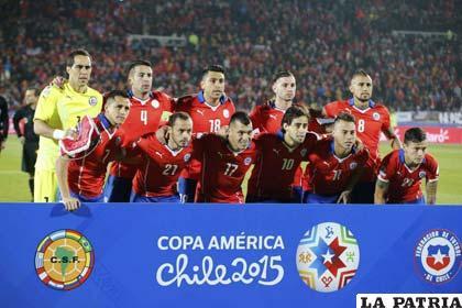 La selección de Chile quiere hacer valer su condición de local /as.com
