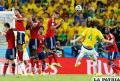 Brasil y Colombia reviven el Mundial en  duelo de vida o muerte para cafeteros