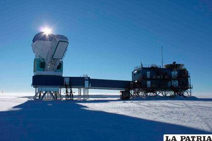 La base de Amundsen-Scott