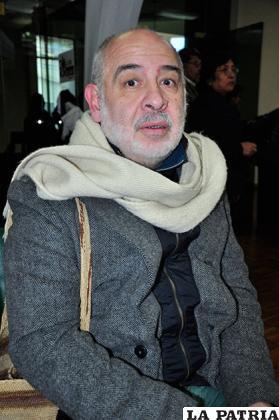 Gustavo Bombini explicó sobre las políticas de la lectura