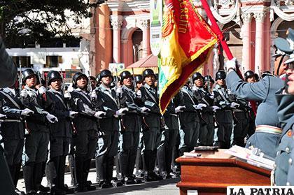 Emotivo acto de conmemoración del cese de hostilidades en el Chaco