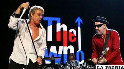 Los británicos de The Who