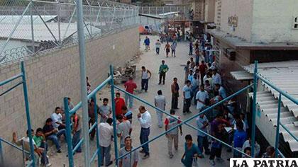 Nuevas cárceles para albergar a reos