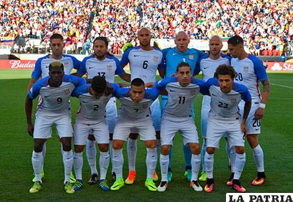 La selección estadounidense quiere despedirse dignamente /as.com