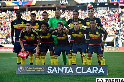 Los colombianos, de la mano de James, pretenden volver a ganar a Estados Unidos /as.com