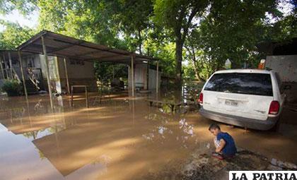 Fuertes lluvias azotaron el montañoso estado de Virginia Occidental /servidornoticias.com
