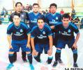 Catastro goleó a Alumbrado 7-2 en futsal Confraternidad