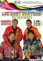 El grupo legendario Kory Huayras  será parte del Solsticio de Invierno