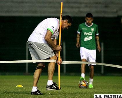 Mauricio Soria alista el equipo que jugará el miércoles con Nicaragua /APG