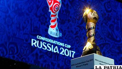 Se pararán partidos de Confederaciones por gritos homofóbicos — FIFA advierte
