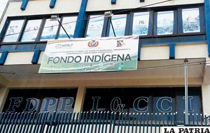 Dirigentes fueron procesados por corrupción, en el caso Fondo Indígena /ELPAISONLINE.COM