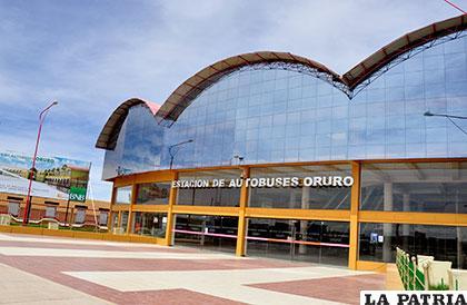Desde el 20 de junio volverá a operar la Estación de Autobuses /Archivo