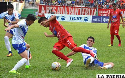 Guabirá recibe a San José en la Caldera