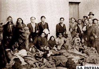 50 años, la memoria de la Masacre de San Juan