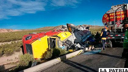 El daño en la carrocería es de consideración