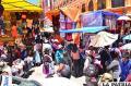 Algo más de 32 mil comerciantes en Oruro realizan sus actividades en la informalidad