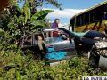 Dos muertos y seis heridos en colisión de