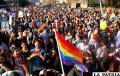 Convocan a marchar por ley identidad  género y matrimonio igualitario en Chile
