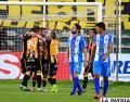 The Strongest venció en la ida 6 a 0, en La Paz el 14/04/2017 /APG